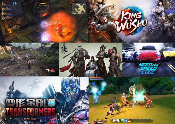 Game online Update 2017