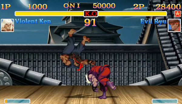ULTRA STREET FIGHTER II The Final Challengers (6)
