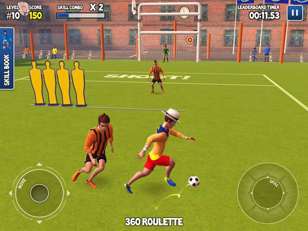 android-game-SkillTwins-Football-Game