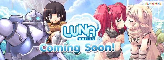 news Luna Online PLAYPARK
