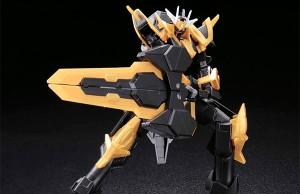 HGBF Gundam Schwarz Ritter Cover - 0000001