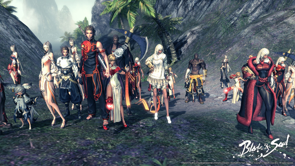 Blade and Soul PR (1)
