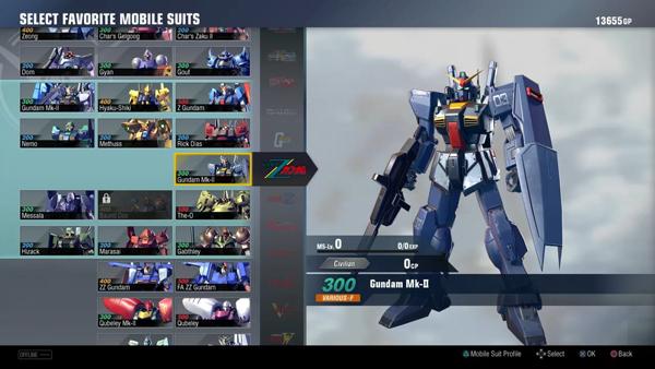 Gundam Versus Review  (3)