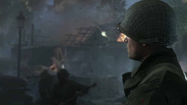 Official Call of Duty WWII  (10)