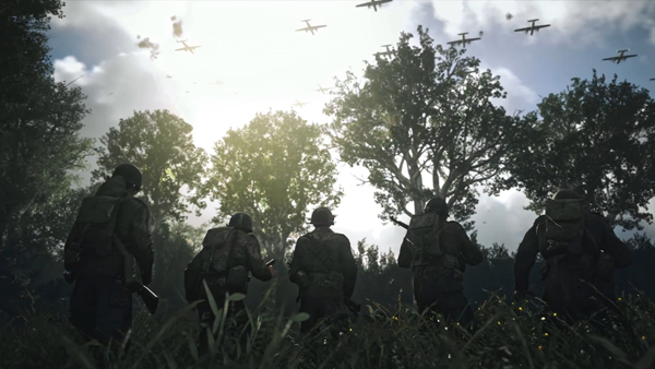 Official Call of Duty WWII  (6)