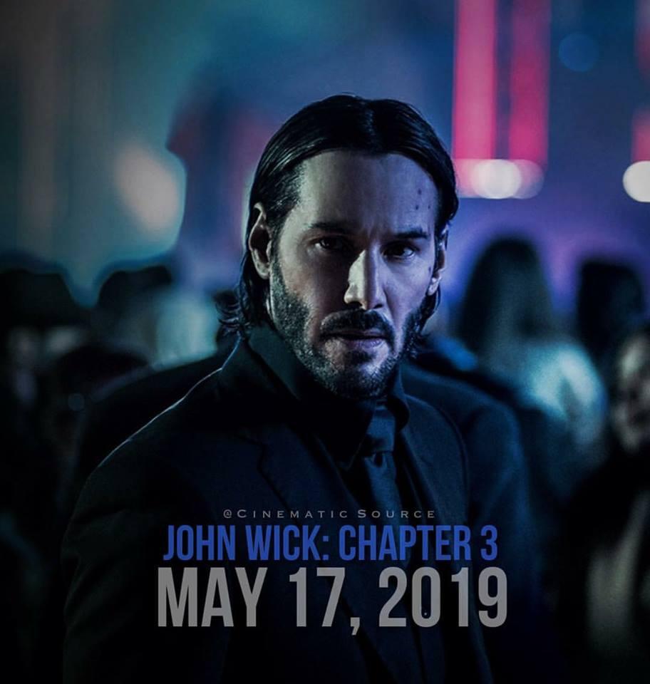 John wick ข่าว 2019