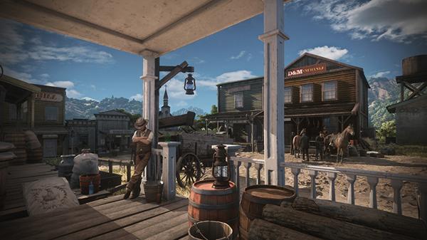 Wild West Online (1)