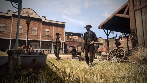 Wild West Online (2)
