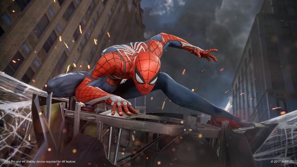 Marvel's Spider-Man  2017 E3 x  (14)