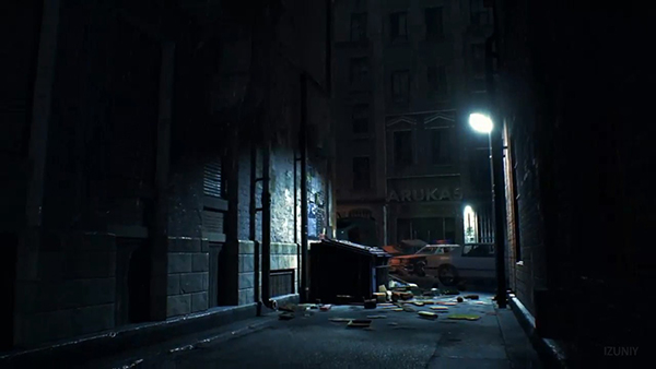 RESIDENT EVIL 2 REMAKE Reveal Trailer PS4 (E3 2018).mp4_snapshot_01.41