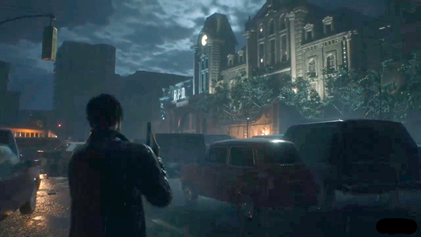 RESIDENT EVIL 2 REMAKE Reveal Trailer PS4 (E3 2018).mp4_snapshot_02.05