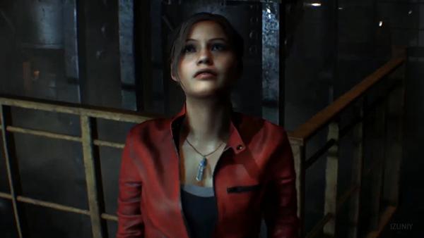 RESIDENT EVIL 2 REMAKE Reveal Trailer PS4 (E3 2018).mp4_snapshot_02.18