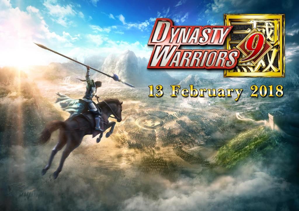 Dynasty warrioir 9 News ex update