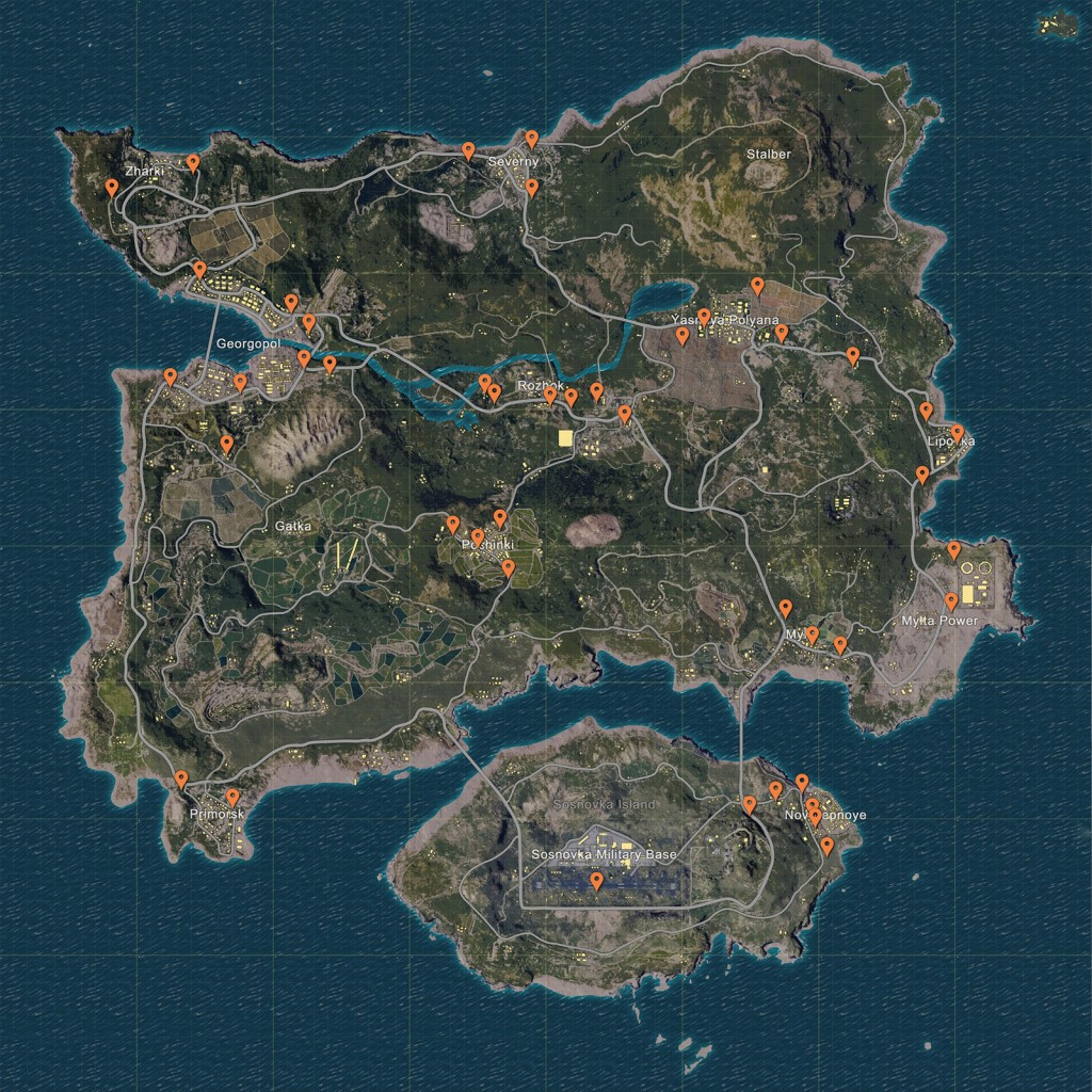 PLAYERUNKNOWNS-BATTLEGROUNDS (6)