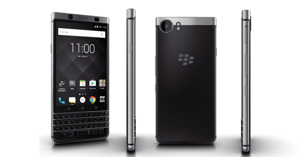 BlackBerry KEYone - 0000001