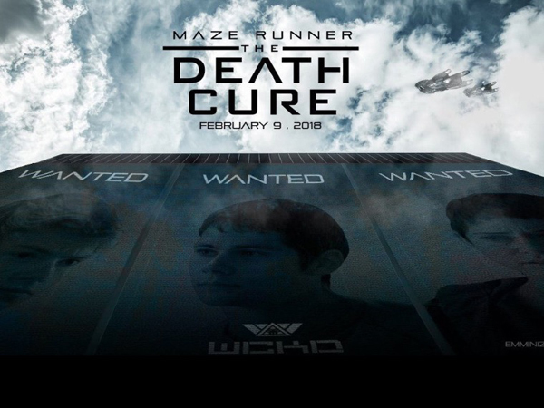 Maze Runner The Death Cure (2)