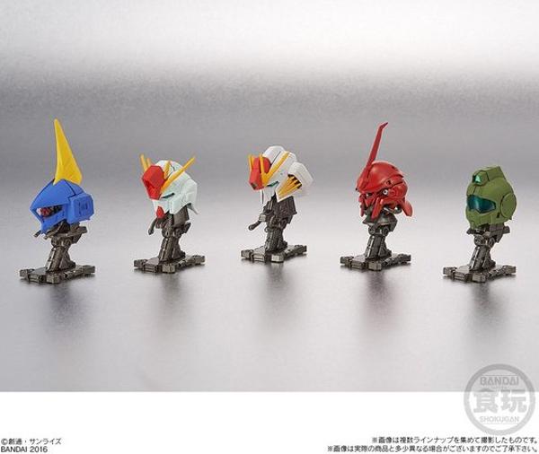 Mobile Suit Gundam Machine Head vol.2 - 0000002