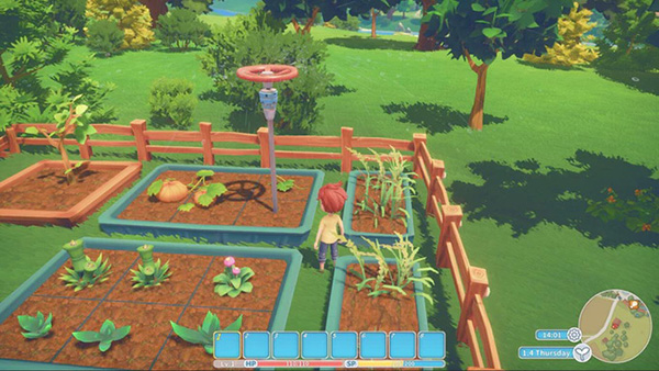 My Time at Portia - Alpha Trailer (15)
