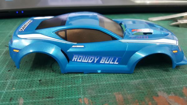 Rowdy Bull Tamiya - 0000020