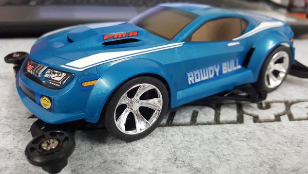 Rowdy Bull Tamiya - 0000030