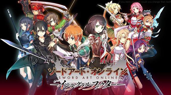 Sword Art Online Integral Factor SAO (1)