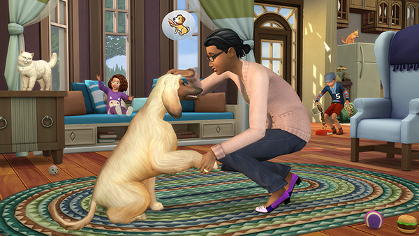 The Sims 4 Cats & Dogs pic 1