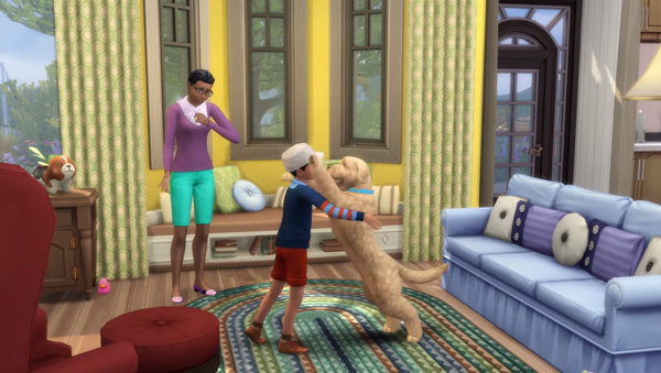 The Sims 4 Cats & Dogs pic 11