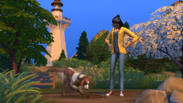 The Sims 4 Cats & Dogs pic 13