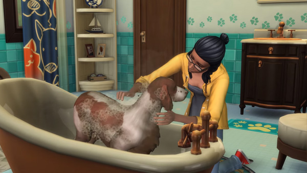 The Sims 4 Cats & Dogs pic 14