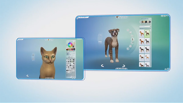 The Sims 4 Cats & Dogs pic 3