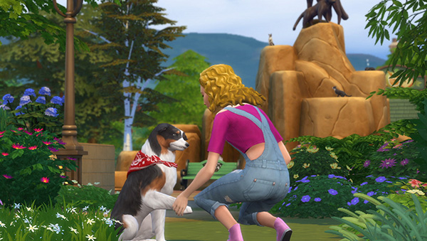 The Sims 4 Cats & Dogs pic 4