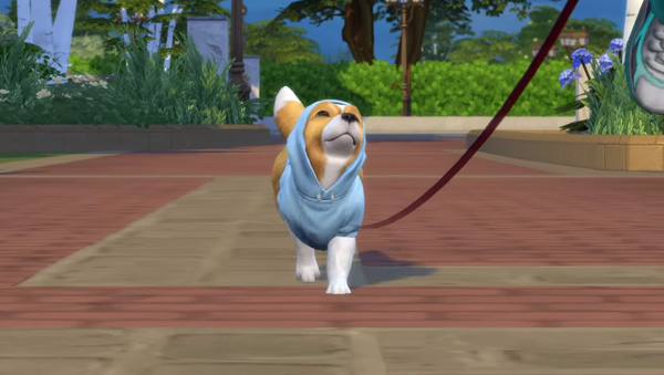 The Sims 4 Cats & Dogs pic 6
