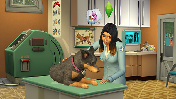 The Sims 4 Cats & Dogs pic 7
