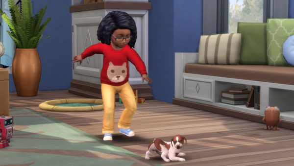 The Sims 4 Cats & Dogs pic 8