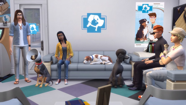 The Sims 4 Cats & Dogs pic 9