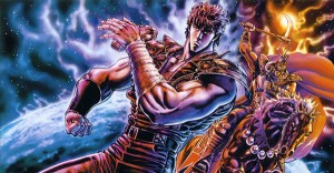 top of  strongest characters in fist of the north star_cover