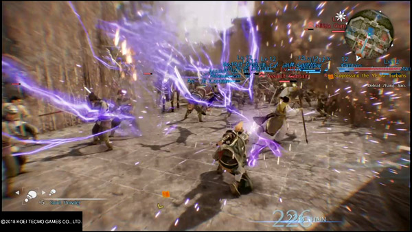 DYNASTY WARRIORS 9  review 6