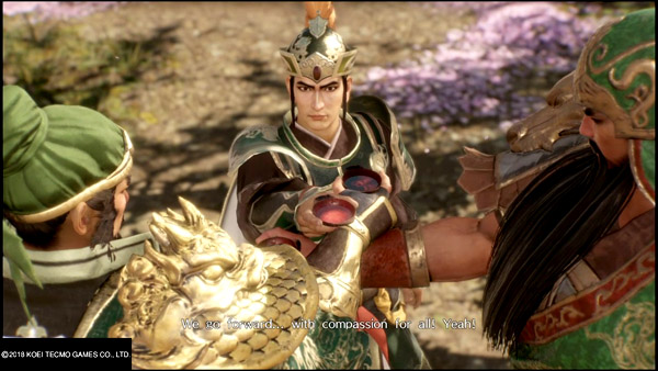 DYNASTY WARRIORS 9  review26