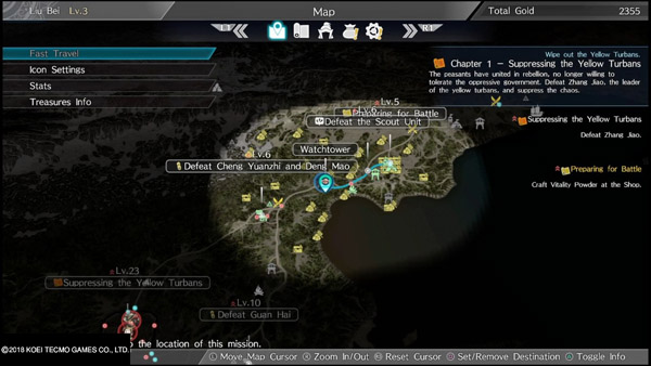 DYNASTY WARRIORS 9  review36