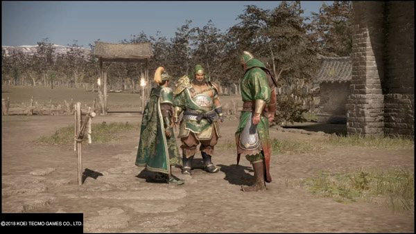 DYNASTY WARRIORS 9  review42