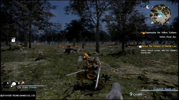 DYNASTY WARRIORS 9  review43