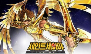 Saint Seiya Mobile  (cover)
