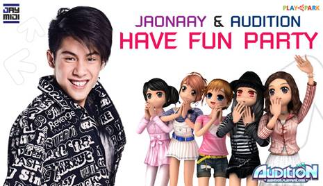 Audition Have Fun Party   Meet Greet news 171213