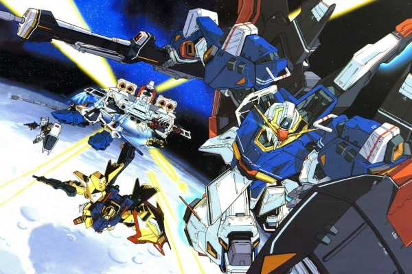 List of Mobile Suit Gundam on TV Series_03