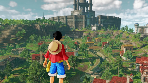 One Piece World Seeker Gameplay  PS4   (1)