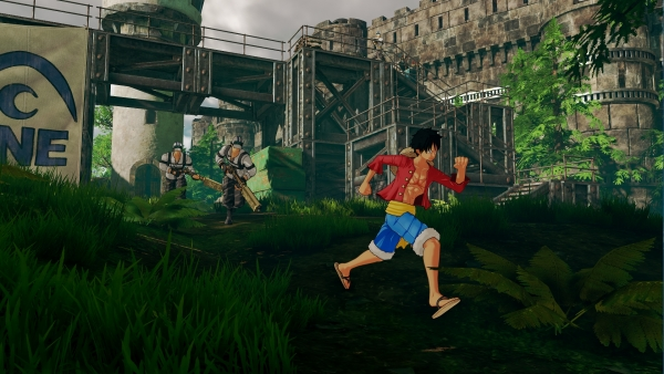 One Piece World Seeker Gameplay  PS4   (12)