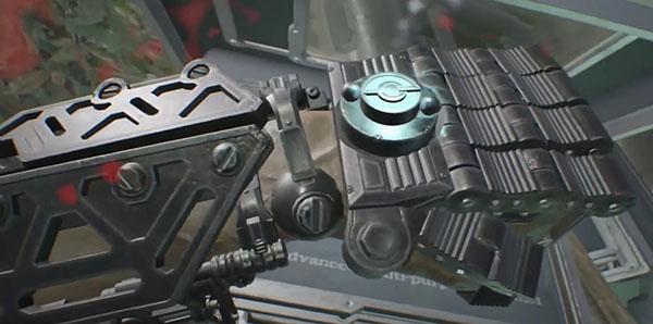 RESIDENT EVIL 7 End of Zoe  (9)