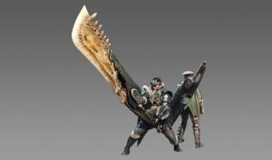 monster hunter 14 weapon1