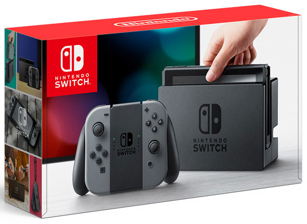 nintendo switch price 2018