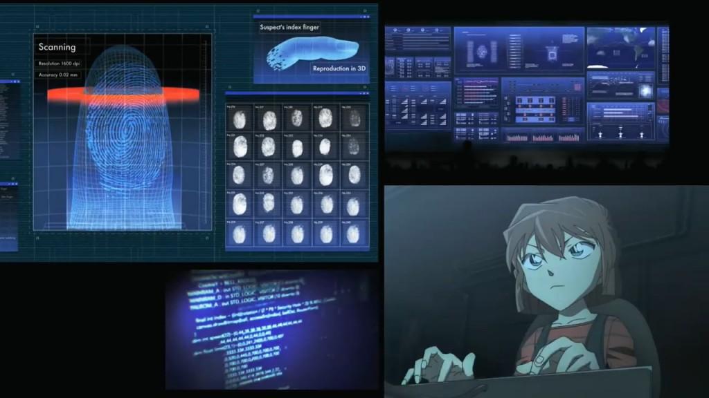 Detective Conan Movie 22  Zero's Executioner_05